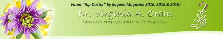 Dr. Virginia A. Oram - Naturopathic Physician